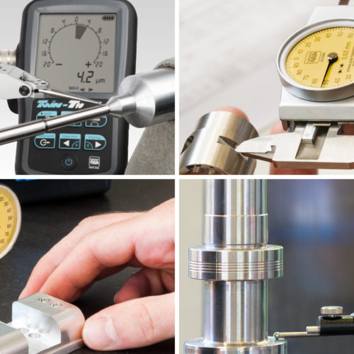 Micrometers, Calipers, and Gauges