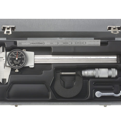 External Micrometers Tool Sets